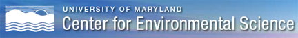 Universith of Maryland, Center for Environmental Science